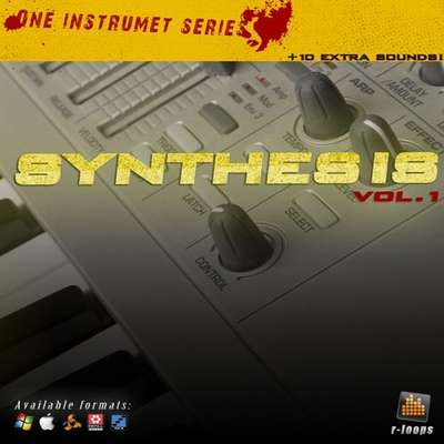 Sample pack Synthesis Vol 1