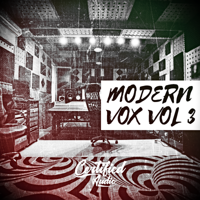Sample pack Modern Vox Vol.3
