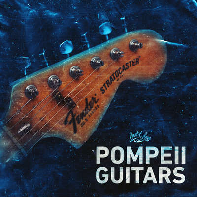 Sample pack Pompeii Guitars