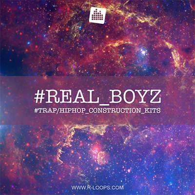 Sample pack #REAL_BOYZ