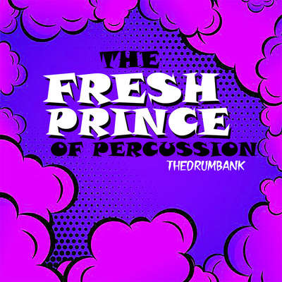 Sample pack Fresh Prince Of Percussion 2