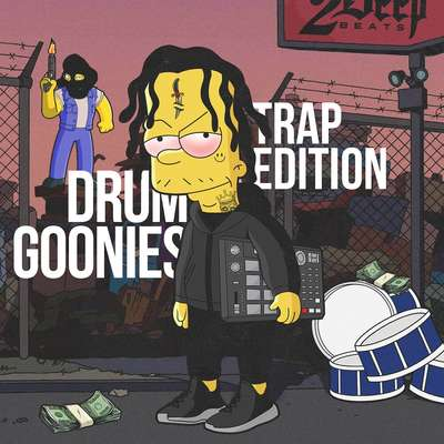 Sample pack Drum Goonies: Trap Edition