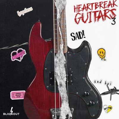 Sample pack Heartbreak Guitars 3