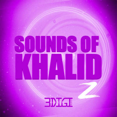 Sample pack Sounds Of Khalid 2