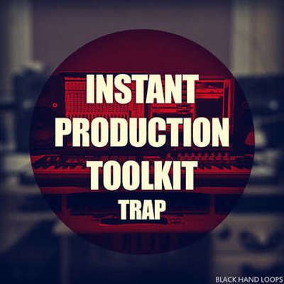 Sample pack Instant Trap Production Toolkit