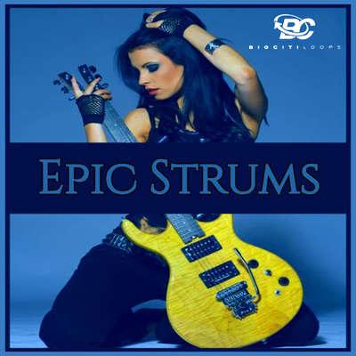 Sample pack Epic Strums