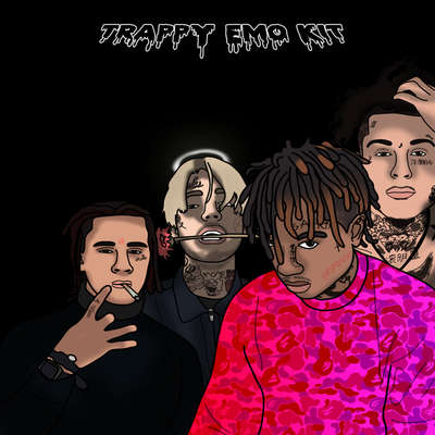 Sample pack Trappy Emo 1