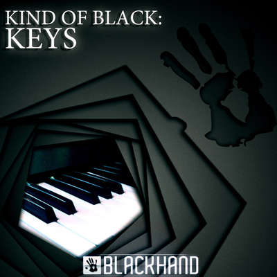 Sample pack Kind of Black: Keys
