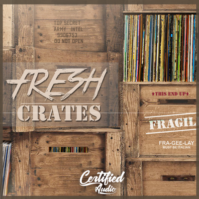 Sample pack Fresh Crates