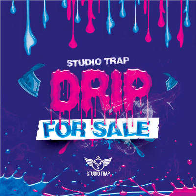 Sample pack Drip For Sale