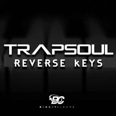 Sample pack Trapsoul Reverse Keys
