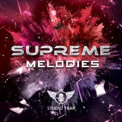 Sample pack Supreme Melodies (Stems)