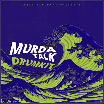 Sample pack Murda Talk Drumkit