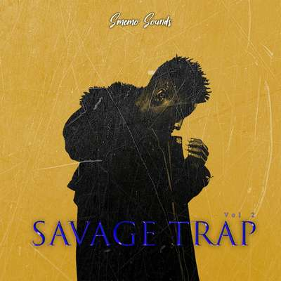 Sample pack SAVAGE TRAP vol.2