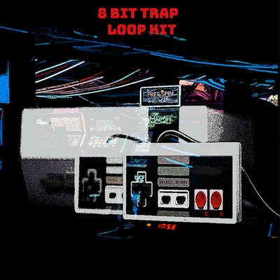 Sample pack 8 Bit Trap