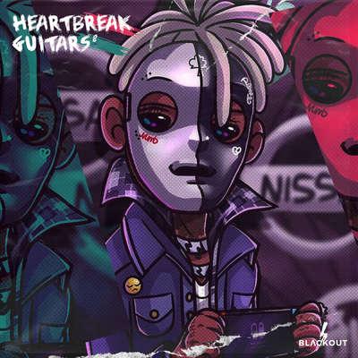 Sample pack Heartbreak Guitars 2