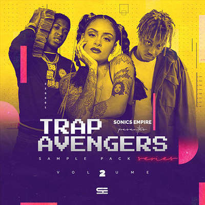 Sample pack Trap Avengers Vol.2
