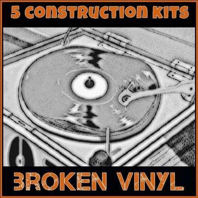 Sample pack Broken Vinyl