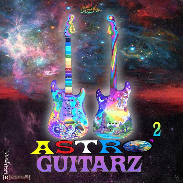 Sample pack Astro Guitarz 2