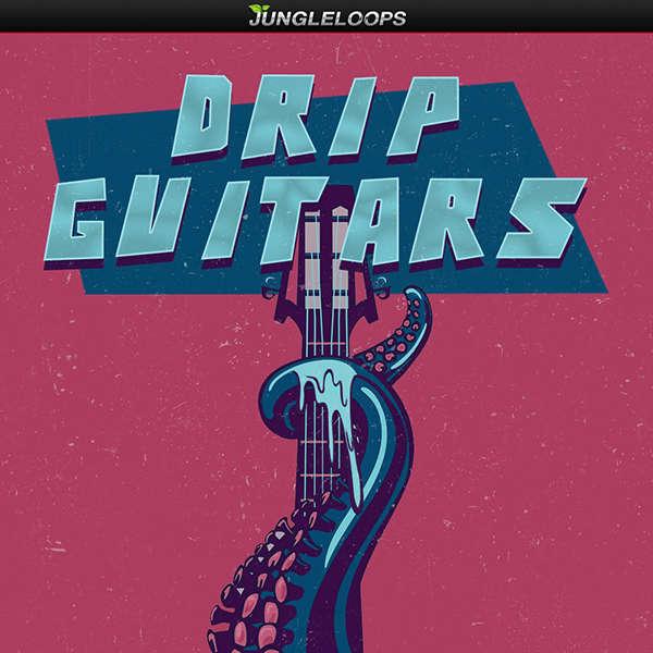 Sample pack Drip Guitars