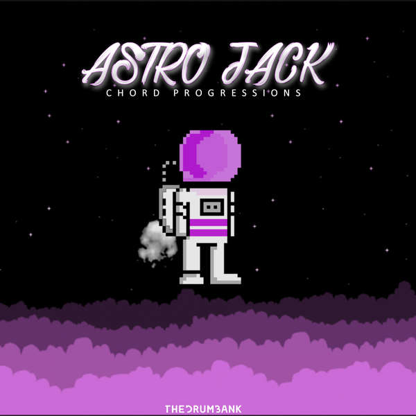 Sample pack Astro Jack Chord Progressions
