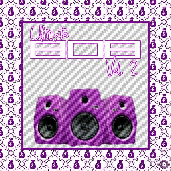 Sample pack Ultimate 808s Vol. 2
