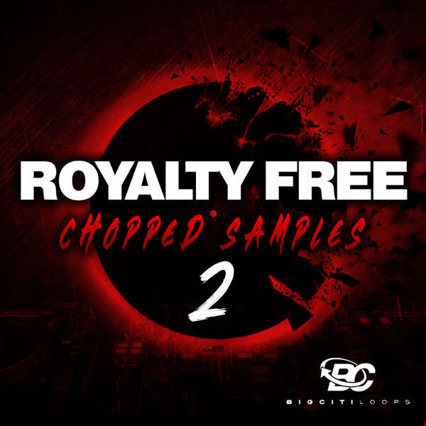 Sample pack Royalty-Free Chopped Samples 2