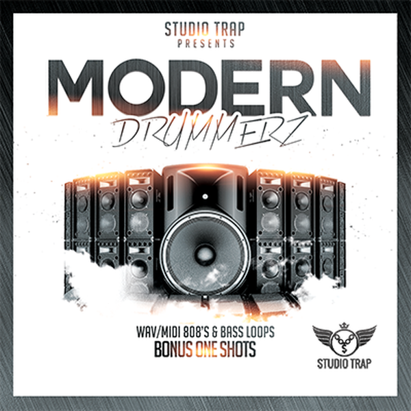 Sample pack Modern Drummerz