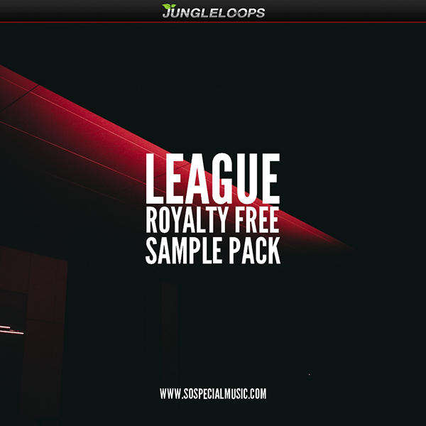 Sounds & Samples from Jungle Loops - League Sample Pack