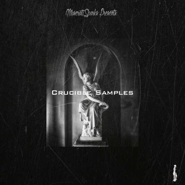 Sample pack Crucible
