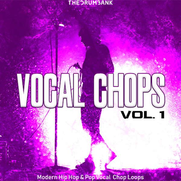 Sample pack Vocal Chops Vol. 1
