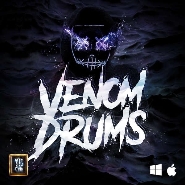 Sample pack Venom Drums