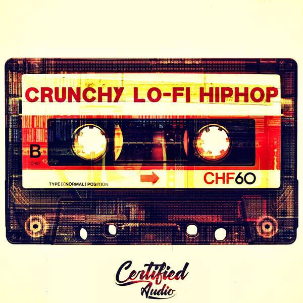Sample pack Crunchy Lo-Fi HipHop