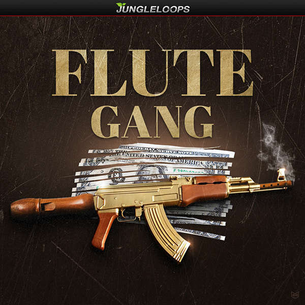 Sounds & Samples from Jungle Loops - Flute Gang | slooply com