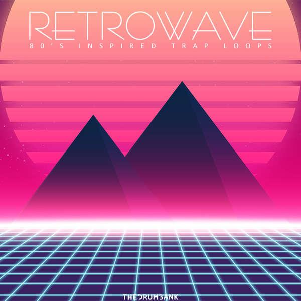 Sample pack Retrowave Loops