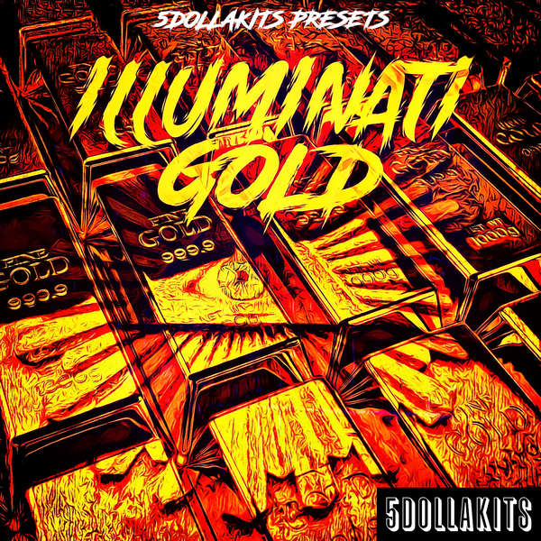 Sample pack Illuminati Gold