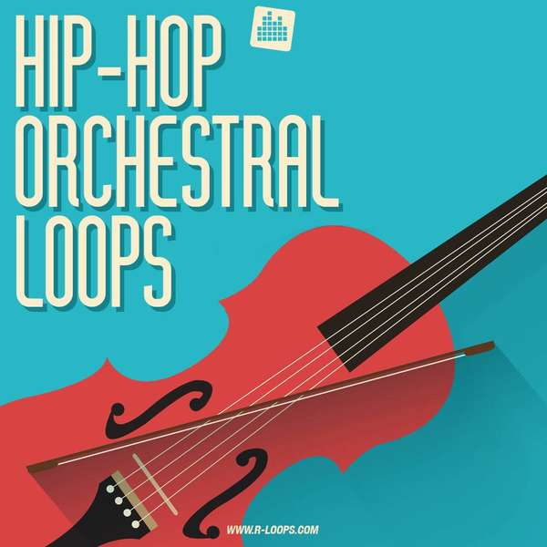 Sample pack Hip-Hop Orchestral Loops