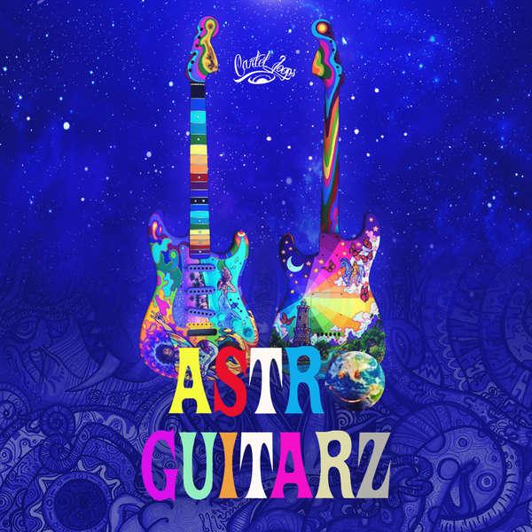 Sample pack Astro Guitarz