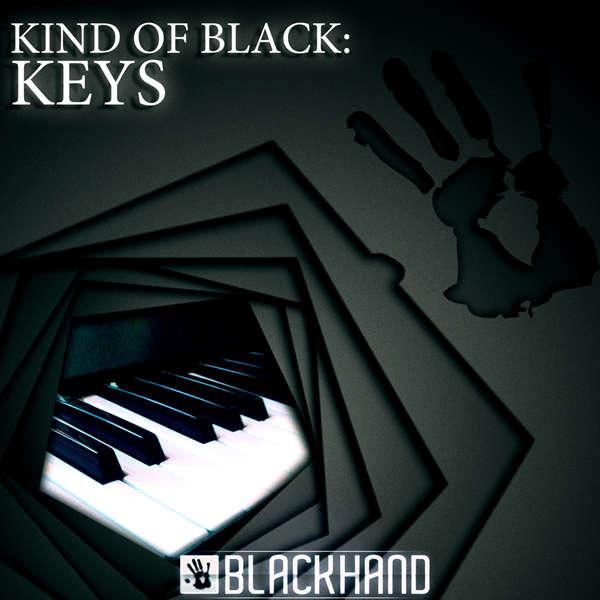 Sample pack Kind of Black: Keys