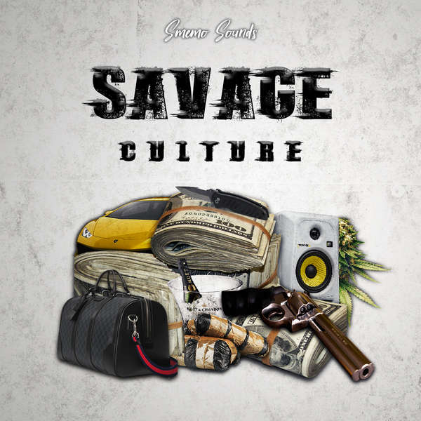 Sample pack SAVAGE CULTURE
