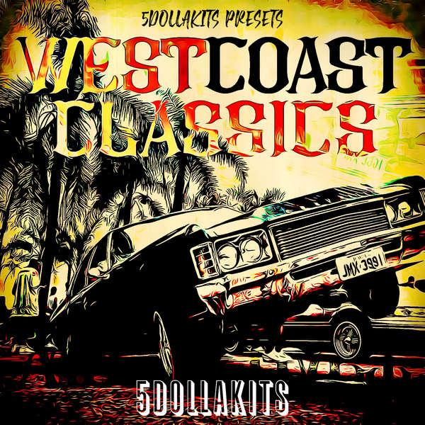 Sample pack West Coast Classics