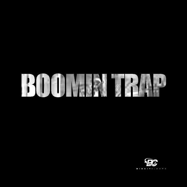 Sample pack Boomin Trap