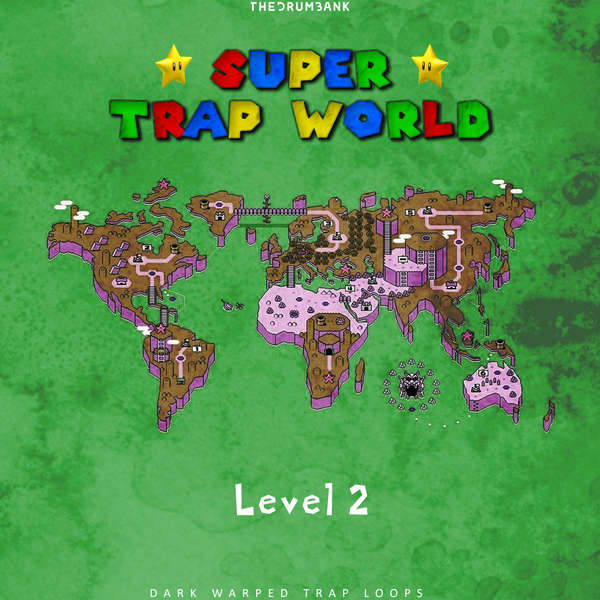 Sample pack Super Trap World - Level 2