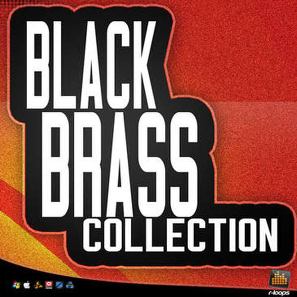 Sample pack Black Brass Collection