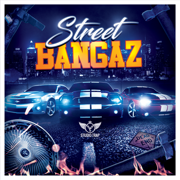 Sample pack Street Bangaz