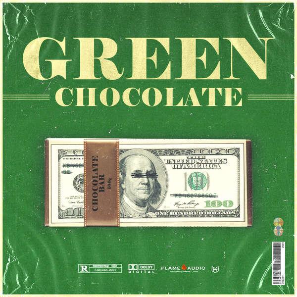 Sample pack Green Chocolate