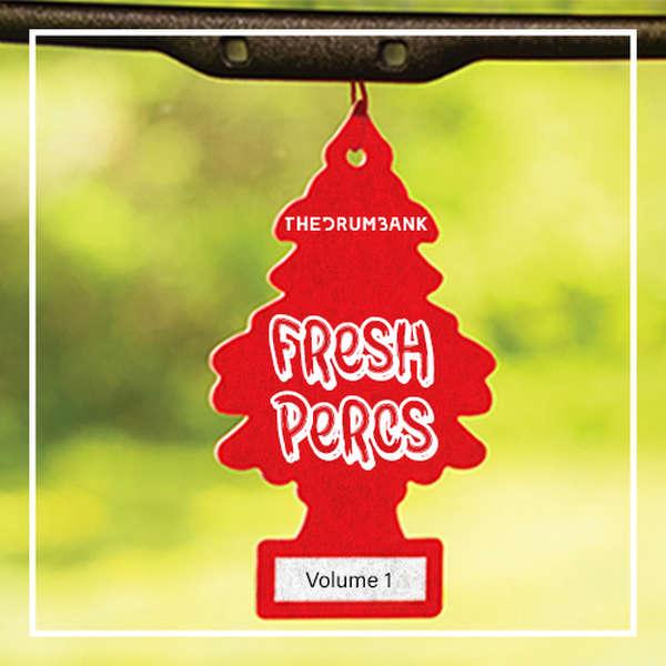 Sample pack Fresh Percs Vol. 1