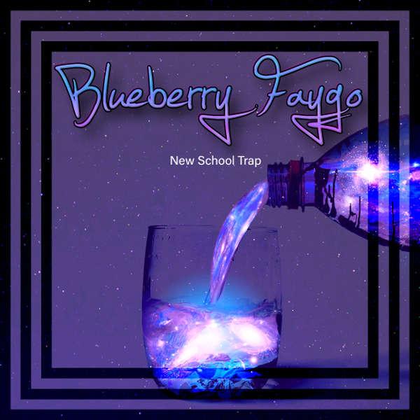 Sample pack Blueberry Faygo