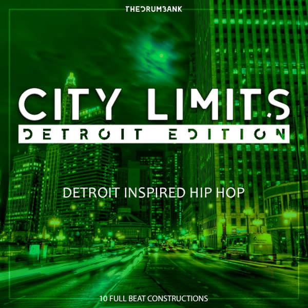 Sample pack City Limits (Detroit Edition)